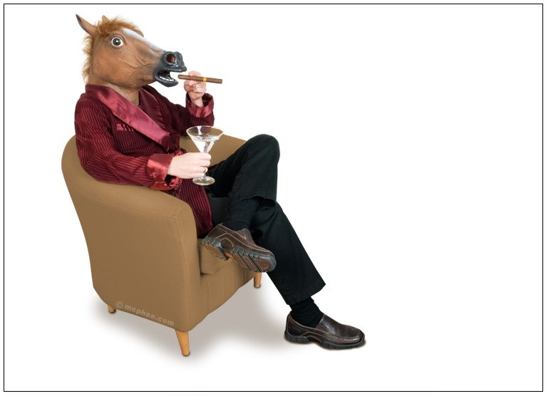 The Horse Which Wouldn't DrinkWhisky